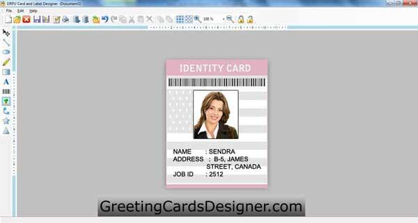 Greeting Cards Designer
