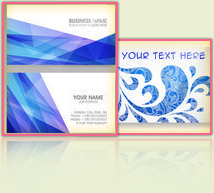 Business card designer software design visiting membership cards business cards designer software reheart Choice Image